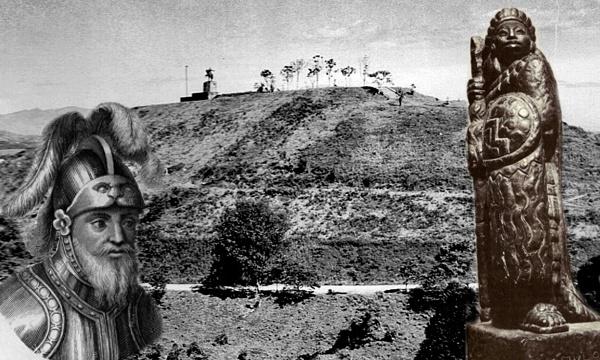 483 años de la conquista del Valle de Pubén
