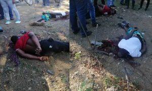 Asesinan a otros dos entre El Palo y Toribío