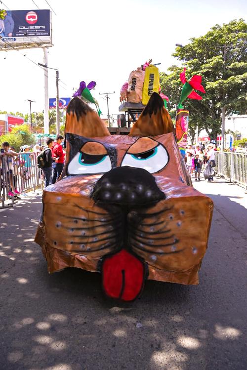 Carnaval de Pubenza en Popayán