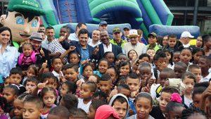 Alcalde de Cali dio el inició a clases en la sede educativa Nuevo Amanecer