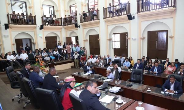 Asamblea Departamental del Cauca