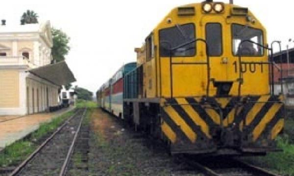 El tren cercanías norte del Cauca