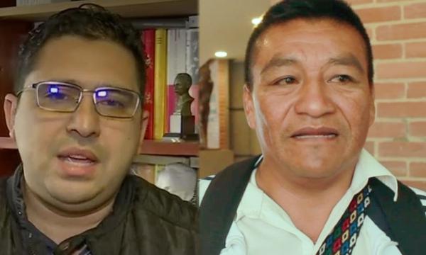 Fiscalía pide investigar a dos abogados y gobernador indígena