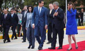 Guaidó, presidente de qué