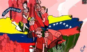 Guerra con Venezuela podría estar cerca
