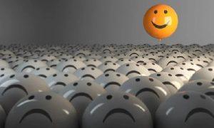 Los más felices son los más pesimistas