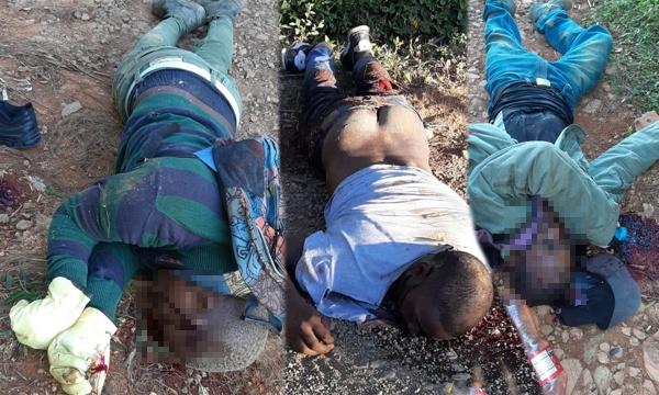 Masacre en Jamundí