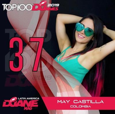 Entre las mejores DJ de Latinoamérica