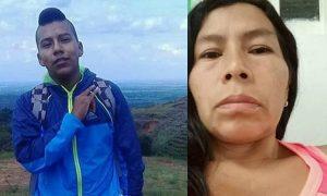 Otros dos indígenas fueron asesinados ayer