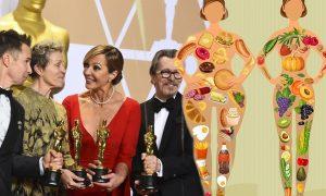 Sobre los Oscar y las dietas de inicio de año
