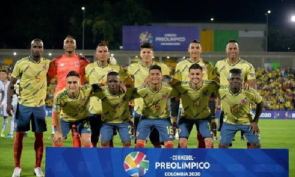Selección Colombia Sub-23 2020