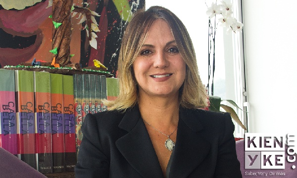 Adriana Bernal Salgado, presidente KienyKe.com