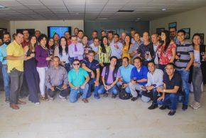 CRC reconoció labor de periodistas en su día