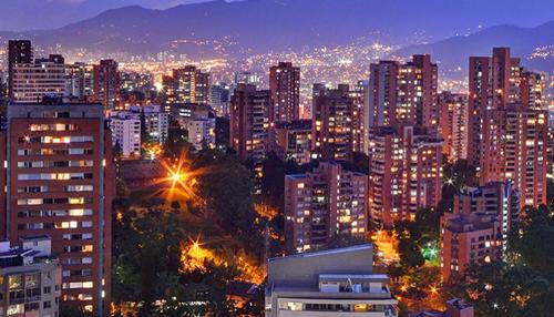 Colombia, tendencia mundial