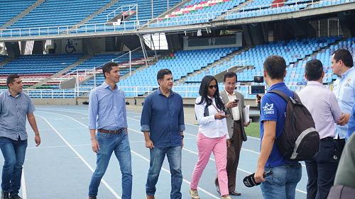 Conmebol arrendará el Estadio Pascual Guerrero para la Copa América