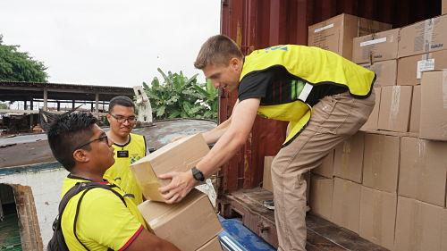 Familias afectadas por inundación en López de Micay recibirán ayudas