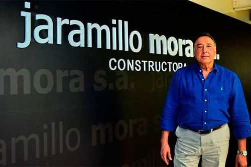 El éxito de la Constructora Jaramillo Mora se debe a Dios