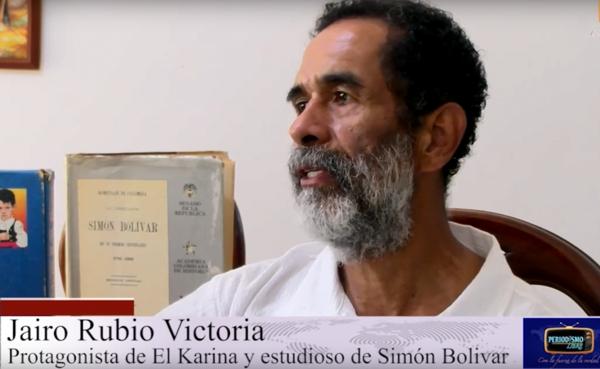 El cultivador del legado de Bolívar