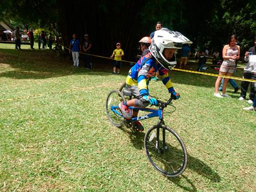 Festival de Ciclismo fomenta la unión familiar