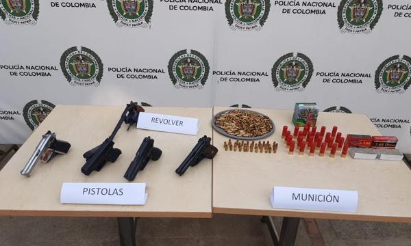 Operación policial en Santander de Quilichao