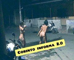 Rechazan actos obscenos en Corinto
