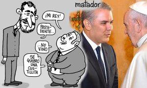 """""""Nuestro"""" presidente, """"nuestro"""" gobernador, """"nuestro"""" alcalde…"""