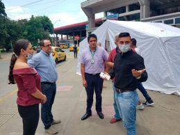 Aeropuerto de Popayán en alerta