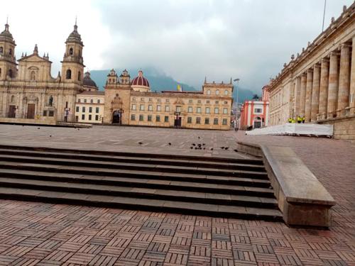 Bogotá y Wuhan Tragedia del coronavirus