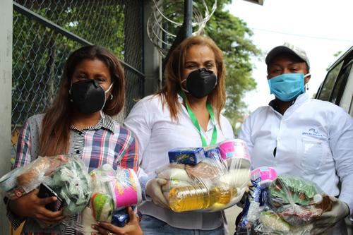 Gestora social de Puerto Tejada entregó 350 mercados