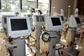 Gobernación del Valle compra 400 respiradores artificiales para pacientes con coronavirus