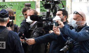Guía de seguridad para el trabajo periodístico