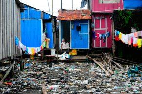 La hambruna acosa a municipios del pacífico colombiano