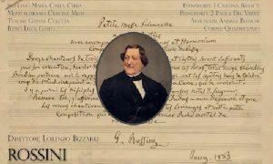 Los consejos de Rossini respecto del mercado financiero