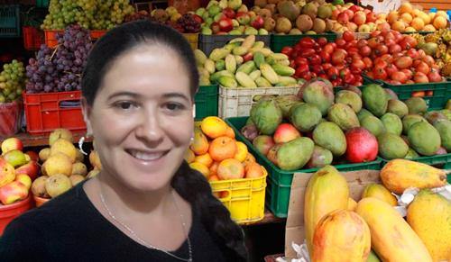 Mantenga una limpieza extrema con frutas y verduras