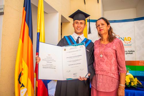 Nuevo profesional de ingeniería en el Norte del Cauca