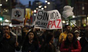 OEA condena situación de violencia y llama a la Paz
