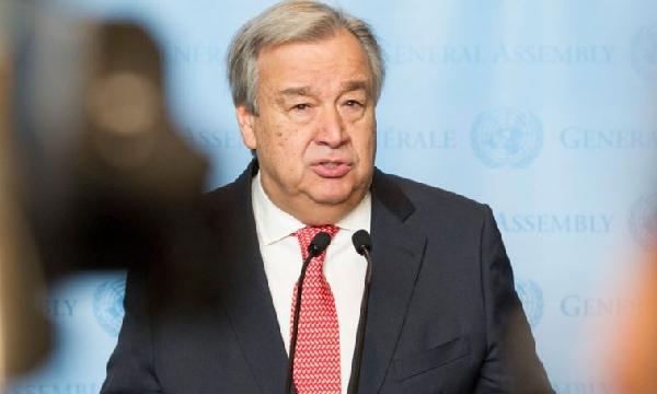 ONU pide un alto al fuego mundial