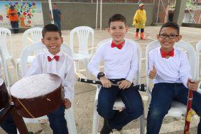Primer concierto infantil de música clásica en Quilichao