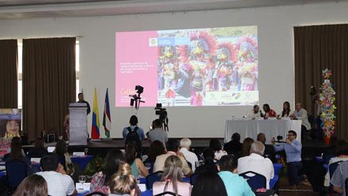 Responsables de la cultura del país expusieron proyectos ante Mincultura