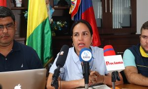 """""""Prevalecerá el bien general sobre el interés particular"""": alcaldesa Guzmán González"""