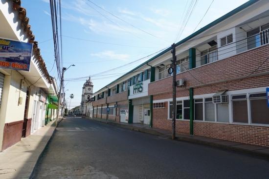 Santander de Quilichao en cuarentena