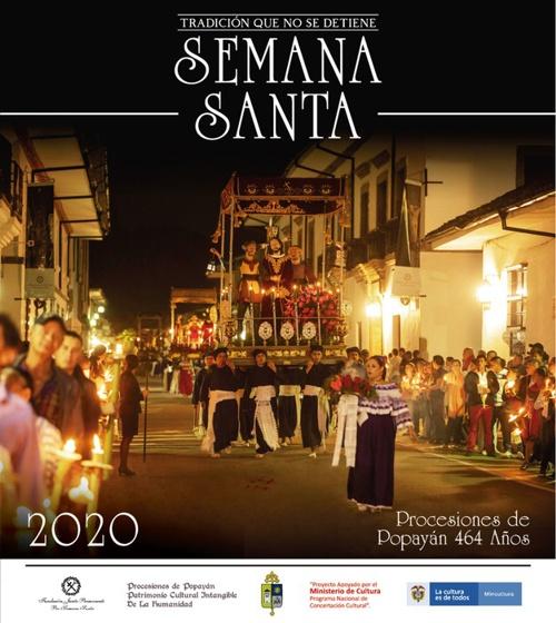 Se detuvo la tradición en Popayán