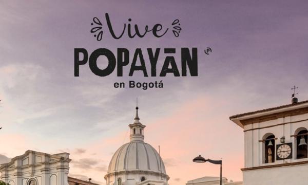 Vive Popayán en Bogotá