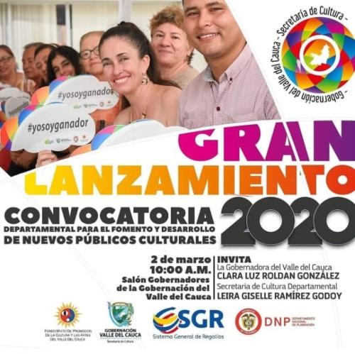 Abierta la convocatoria para fomento y desarrollo de públicos culturales