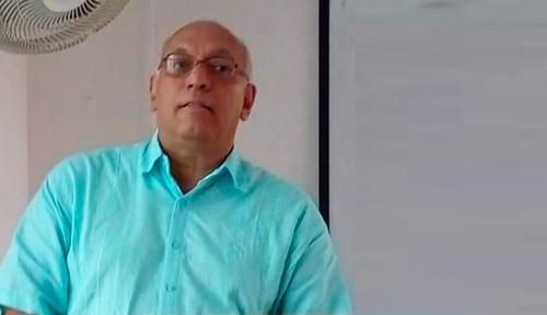 Médico Álvaro Monterrosa Castro