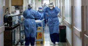 Hoy: 294 fallecidos por coronavirus
