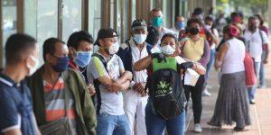 Casos de contagio siguen disparados. Ya son 6.207