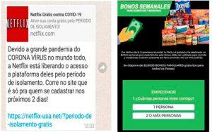 Ciberdelincuentes usan COVID-19 para difundir estafas vía WhatsApp