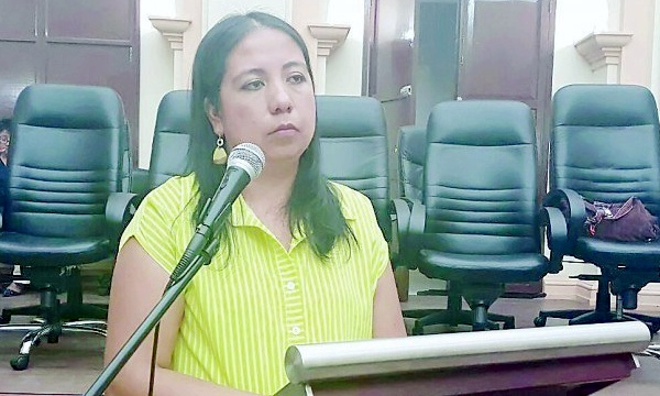 Dayra Milena Achicanoy Achicanoy, coordinadora del Programa PAE Cauca