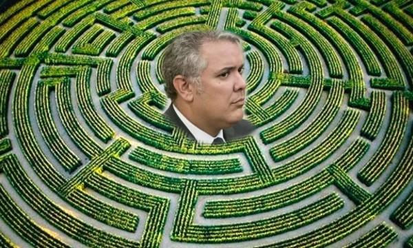 El presidente Duque en su laberinto